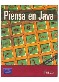 Piensa en Java - BruceEckel