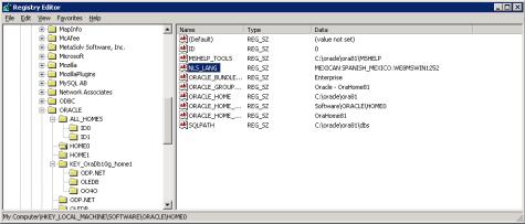 Oracle_NLS_LANG